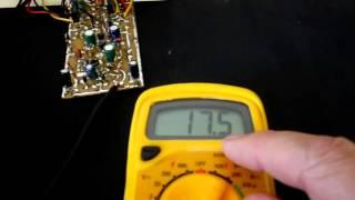 Dx Amp. revisited test , teste do amp.  Dx revisitado