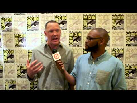 Comic Con 2015:Matthew Lillard on Scooby-Doo! And Kiss: Rock and Roll Mystery