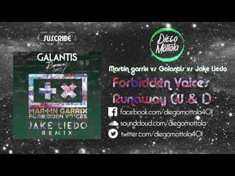 Forbidden Voices vs Runaway (U & I) (Martin Garrix Mashup) (UMF 2015)