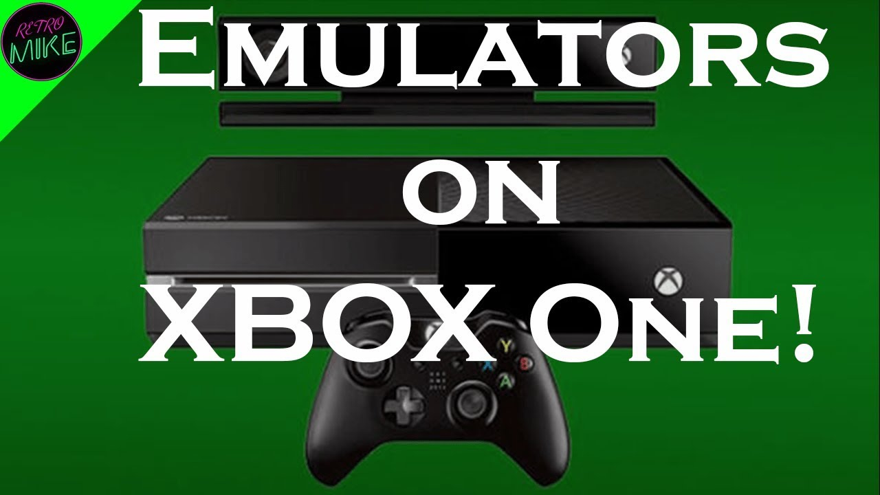 Install Emulators on XBOX One Tutorial (NES, SNES, Genesis, Neo Geo, PS1)