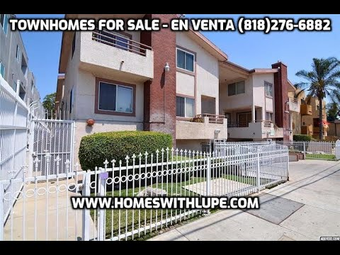 BUZrBANK townhome for sale San Fernando Valley