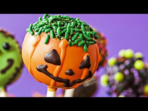 DIY Easy Halloween Treats | Halloween Recipes By Deli Wow