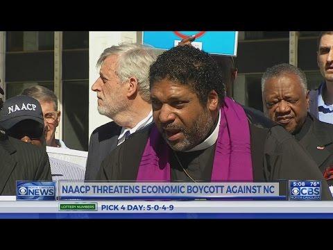 NAACP announces plans for North Carolina economic boycott