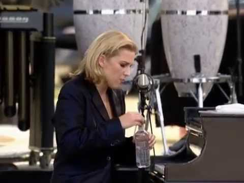 diana krall you re getting to be a habit with me