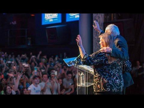 Bernie Sanders - National Live Stream Address