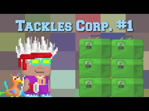 Growtopia - Tackles Corp. #1