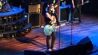 War Pigs (Black Sabbath) - Foo Fighters w/ Zac Brown @ Ryman Auditorium (Sonic Highways) - 10/31/14