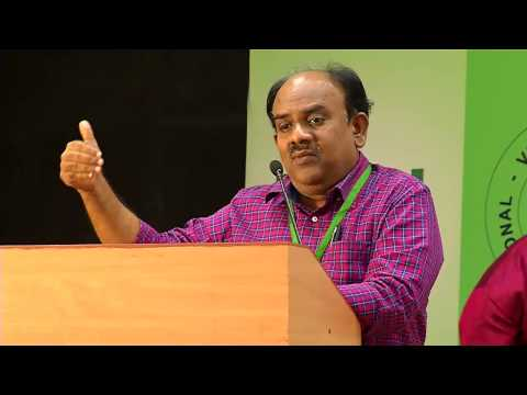 IVU 42nd world veg fest at chennai  - S  Ramakrishnan speech