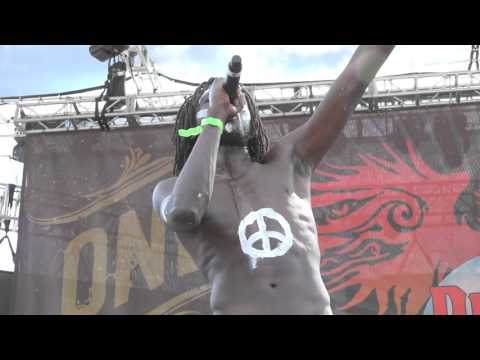 Emmanuel Jal Reggae on the River Aug 1 2015 whole show