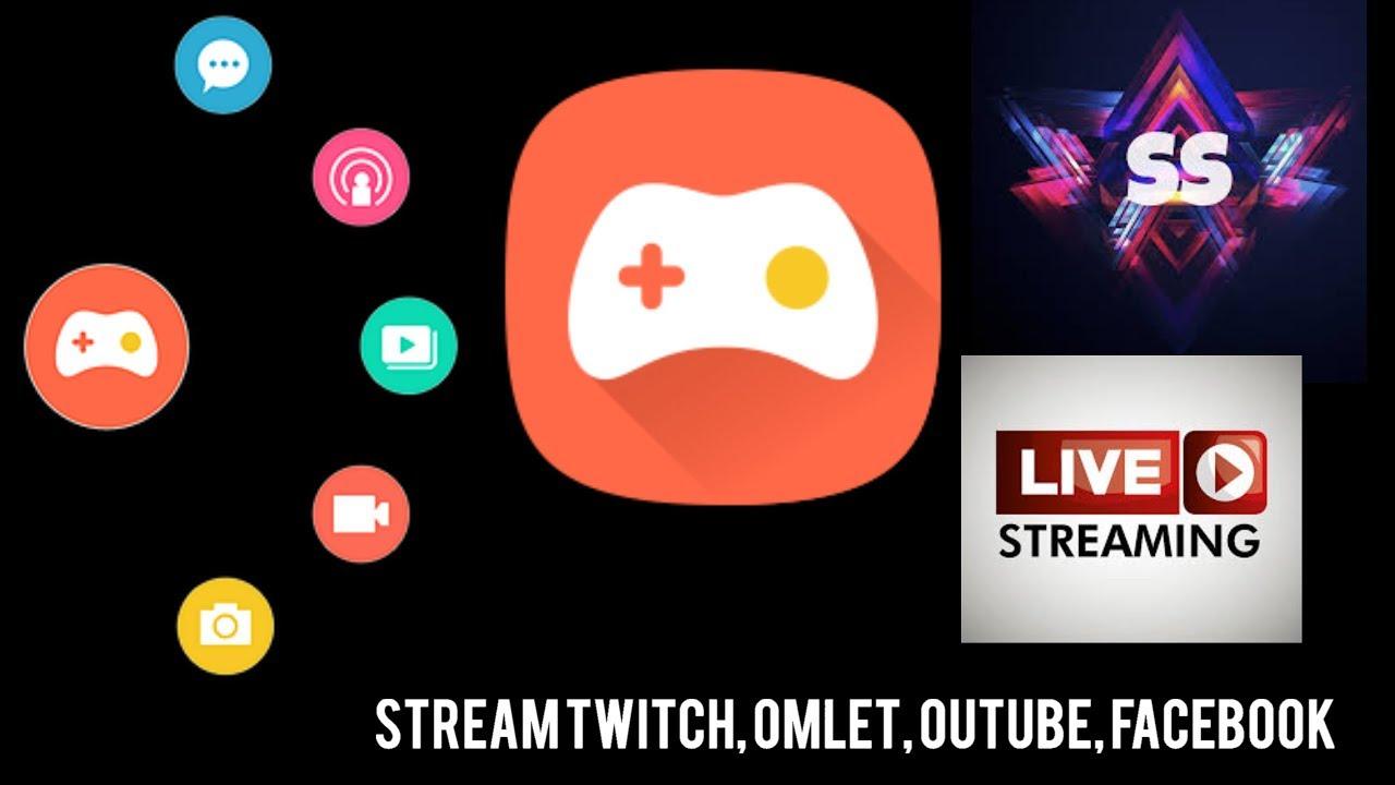 How to livestream on IOS 11 using Omlet arcade