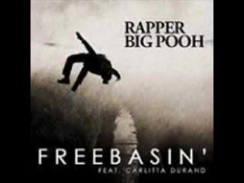 Rapper Big Pooh - Freebasin' (featuring Carlitta Durand)