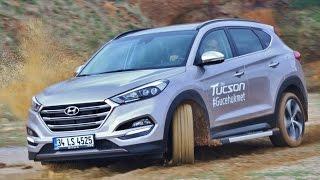 Test - Hyundai Tucson 1.6 Turbo 4WD