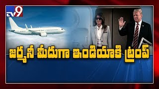 Trumps take off for India, looks forward to and#39;big eventand#39;