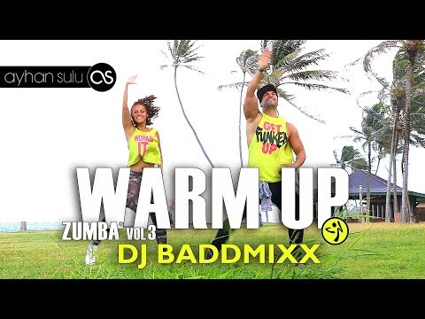 Zumba Warm Up – Dj Baddmixx // by A. Sulu