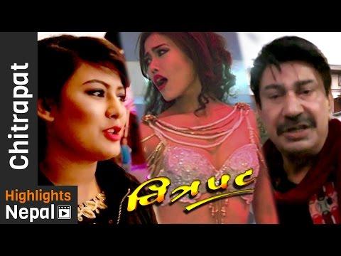 CHITRAPAT Ep. 11 | Report about Nepali Movie Piracy, PARVA, Dhurmush & Suntali by Prakash Subedi