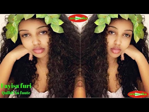 Fayisa furi New **** 2018 Oromo music Qalbii na fuute mp3 lyrics