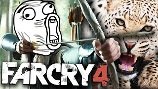CAZADORES INEXPERTOS | Far Cry 4