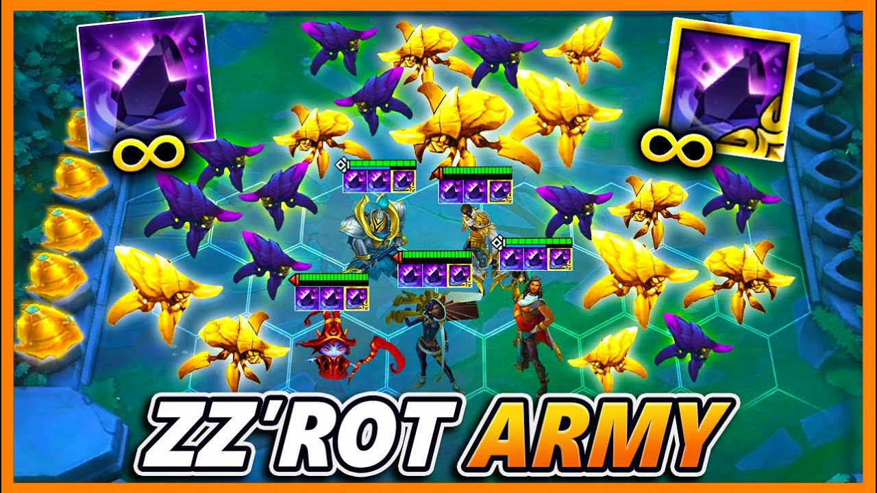 Download Every Champion Drops 3 Zz'Rot Spiders (ZZ'ROT ARMY)