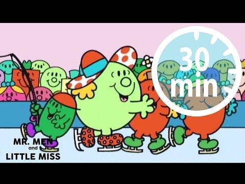 MR MEN & LITTLE MISS - 30 minutes - Compilation #18