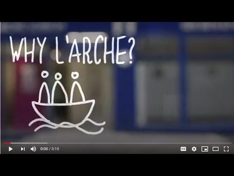 Why L'Arche?