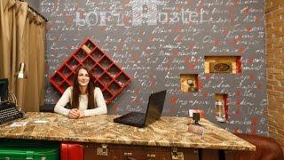 видео Заказать хостел в Одессе. Одесса радушно принимает гостей