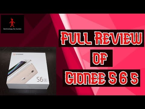 Gionee S6 s  full review Latest in Hindi 2019