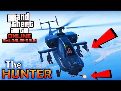 GTA Online: The Hunter (Rockstar Editor)