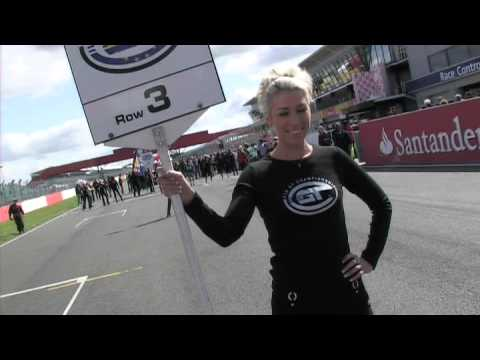 Silverstone FIA GT3 Grid Girls