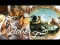 OCTOBER  FAVOURITES 2018 - Lolita lempicka Candle-old books     Merveilles en Papier