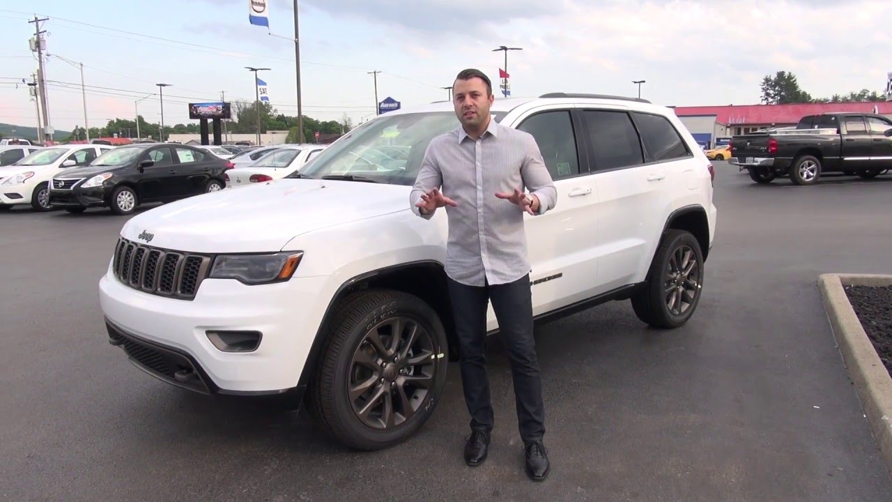 2016 Jeep Grand Cherokee Features Review