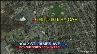Young bicyclist hit by car in Springfield