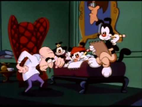 Animaniacs- Yakko, Wakko And Dot