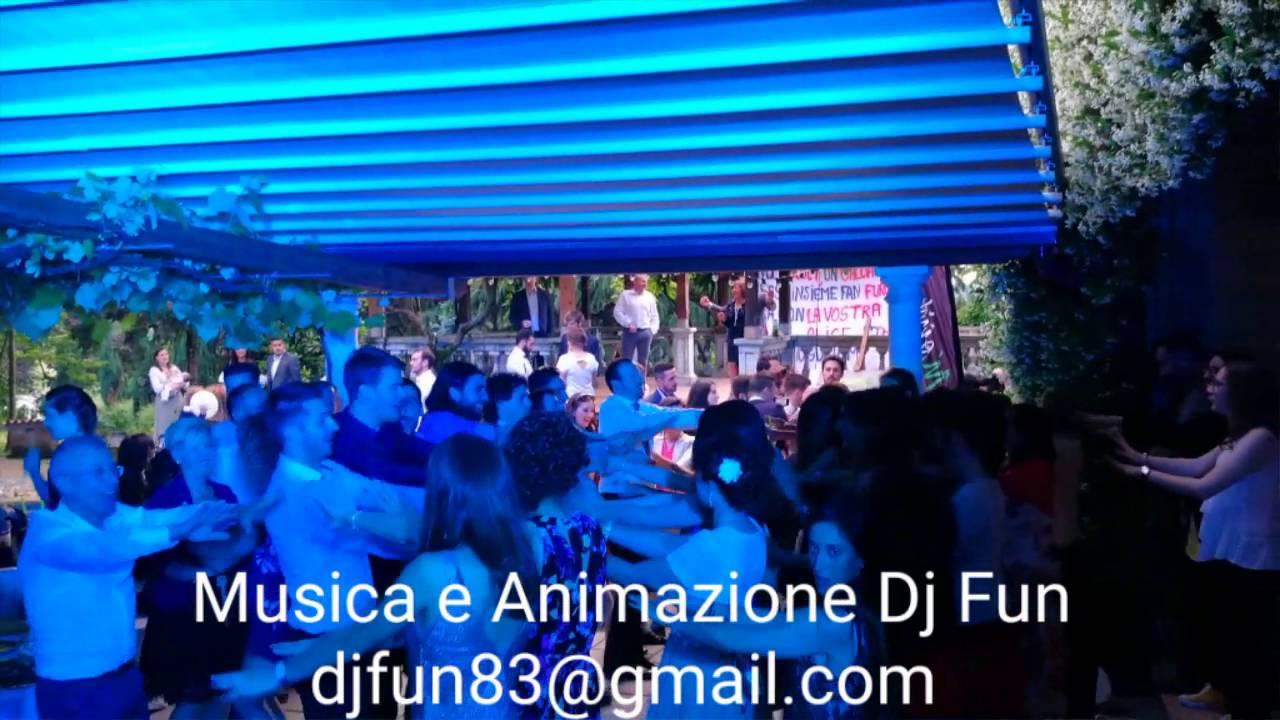 Musica e animazione matrimoni Dj Fun - Villa Teodolinda - Villa d\' Adda(3)