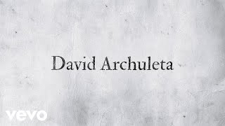 Video David Archuleta - Invincible (Official Lyric Video) download MP3, 3GP, MP4, WEBM, AVI, FLV Agustus 2018