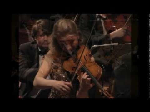 PAGANINI. Sonata per la Gran Viola. ANNA SEROVA - viola Amati 1615