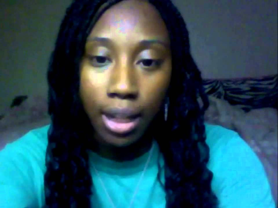 Box Braids on the Journey to Bra strap length - YouTube