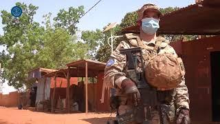 EUTM MALI: Unidad de Protección de la Fuerza