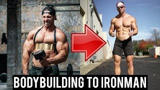 From Bodybuilding To Ironman Training