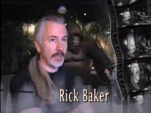 John Landis and Rick Baker Masters of Horror pt. 1