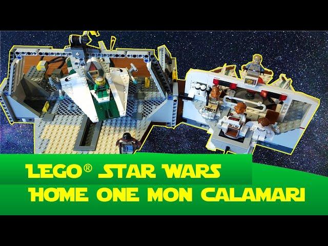 LEGO Star Wars - Home One Mon Calamari Star Cruiser 7754