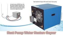 Heat Pump Water Heater: Geyser