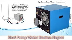 Heat Pump Water Heater: Geyser