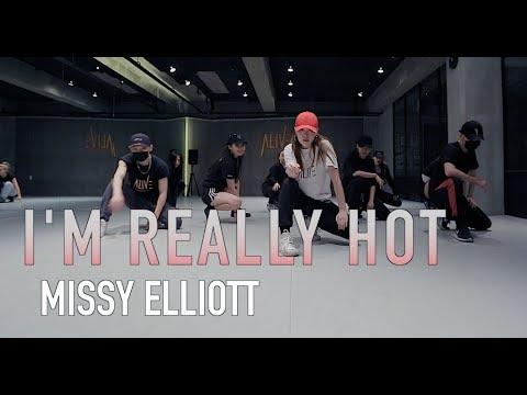 I'M REALLY HOT - MISSY ELLIOTT / HOLIC SSO CHOREOGRAPHY