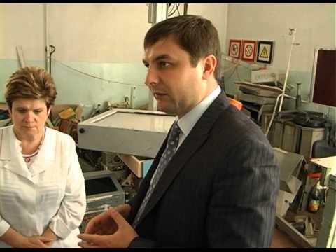 В этом году больница №2 получит новый рентген-аппарат