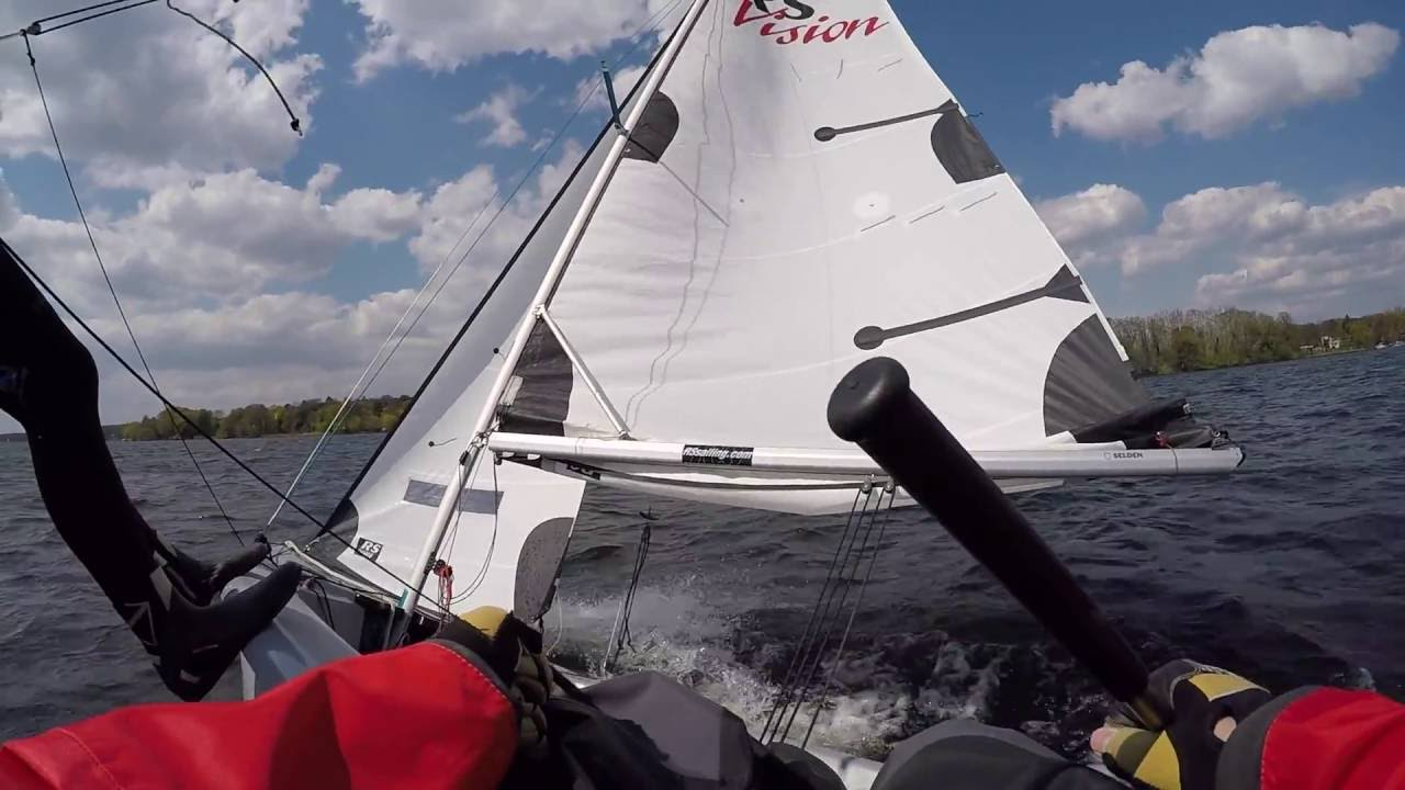 sailing rs vision 2016 1 youtube rh youtube com RS Vision Sail RS Vision Sailboat Review