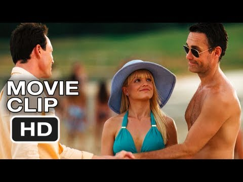 American Reunion #1 Movie CLIP - Ex's On The Beach - American Pie Movie (2012) HD