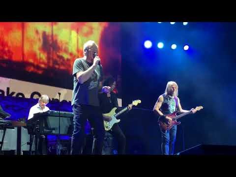 "Deep Purple and John Norum on ""Smoke on the water"", London 23/11/2017"