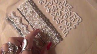 Курс Виктории Бойко по технике вышивки люневильским крючком