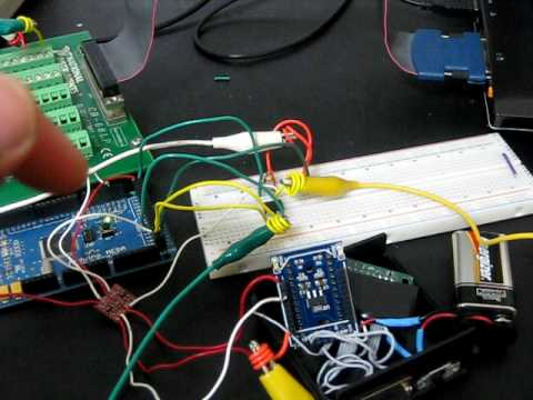 Arduino Interfaced With Nonin Pulse Oximeter ( OEM Module) to