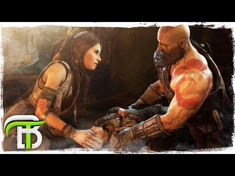 GOD OF WAR GAMEPLAY WALKTHROUGH PART 4- WITCH OF THE WOODS (God of War 4)
